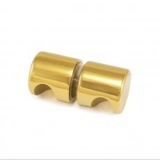 Gałka do kabin prysznicowych L753 GOLD
