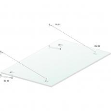 Instrukcja montażu daszka szklanego