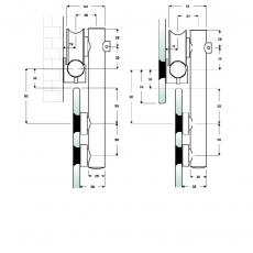 Instrukcja montażu systemu przesuwnego MLW i MLG
