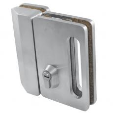 Zamek do drzwi przesuwnych z przeciwkasetą PL 100 + PL 101